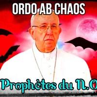 Q VIDÉOS - Ordo Ab Chao : Jacques Attali, Pape François, Kissinger, les prophètes du N.O.M.