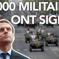 Q VIDÉOS - FP: Militaires, il se passe quelque chose d'incroyable!