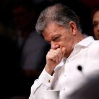 Q SCOOP - Scandale des «faux positifs» en Colombie : Santos reconnaît que l'armée a tué des milliers de civils.