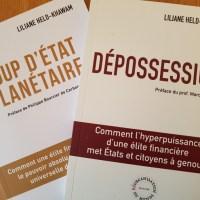 Q INFOS - Recension de Dépossession et Coup d'État planétaire. Par Bernard Gensane