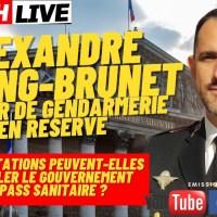 """A. Juving-Brunet : """"Les parlementaires se sont couchés, nous sommes seuls et nous devons y aller!"""""""