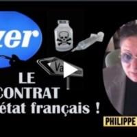 Pfizer : Le contrat avec l'État français par Philippe A.Jandrok