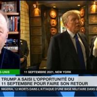 Trump, le retour ? «Sa popularité n'a pas baissé depuis qu'il a quitté la présidence»