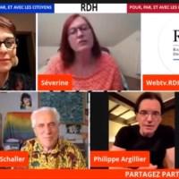 RDH / HRU : Révélations de Philippe Argillier auprés de Christian Tal Schaller.