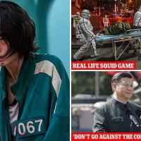 """Chine : Le jeu du calmar en Chine ou comment les organes sont prélevés sur des MILLIERS de dissidents politiques chaque semaine pour un marché de la """"mort sur commande""""."""