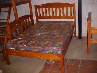 Vin Double Bed 1370