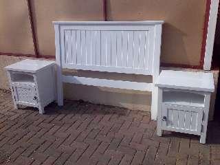 Panel Double Bedroom set