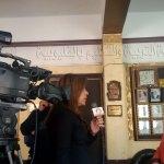 وسائل الاعلام تتابع الانتخابات البرلمانية 2015 بمحافظة القليوبية فى لقاءات مع وكيلة الوزارة