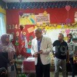 طه عجلان وزيارة مفاجئة لمدارس إدارة شرق شبرا التعليمية