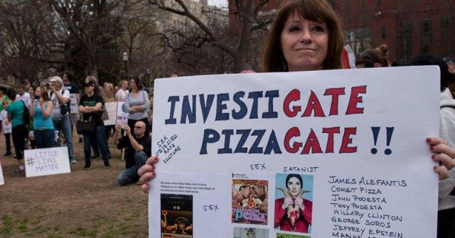 Investigate PizzaGate #LIttleLivesMatter