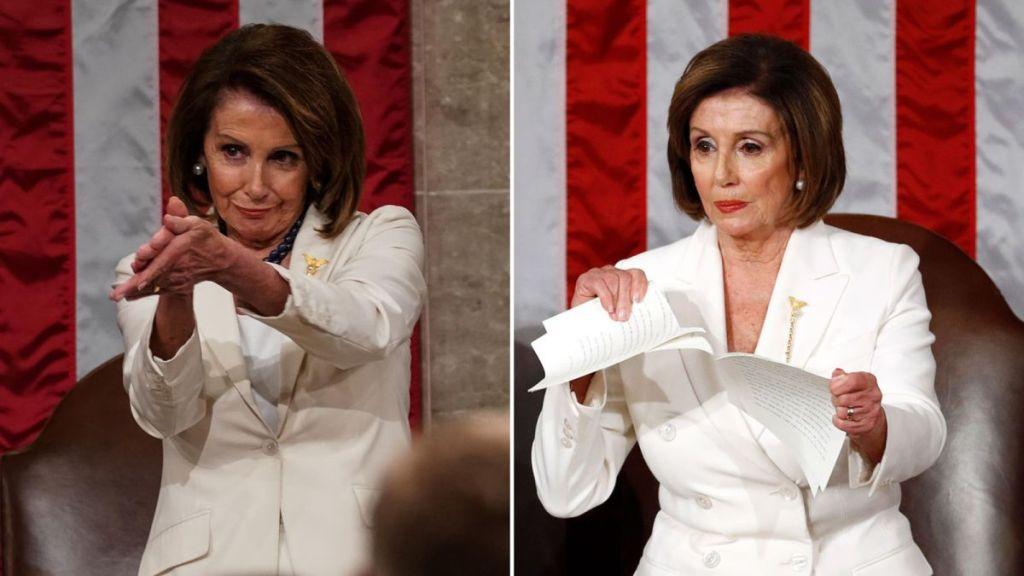 American Traitors Nancy Pelosi Drunk at Work AGAIN