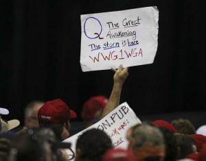 Q The Great Awakening QAnon.fun