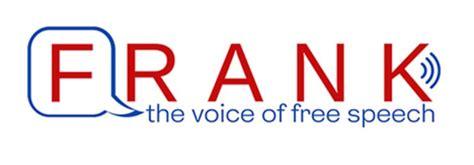 Frank Speech logo QAnon.fun