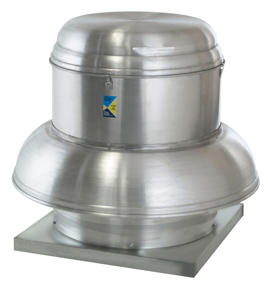 Commercial Ventilation Fans Industrial : Thermotek high volume low speed fans industrial