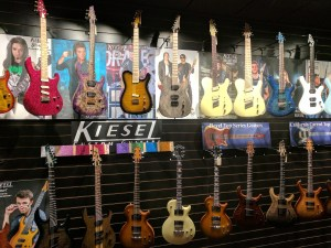 Kiesel Showroom