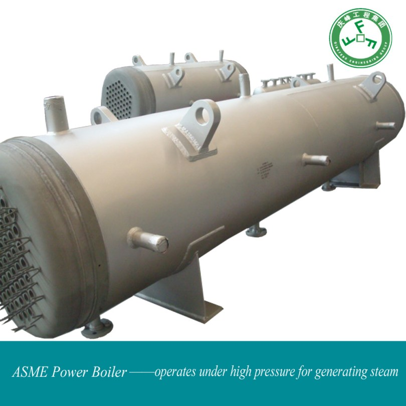 Assembly of Power Boilers