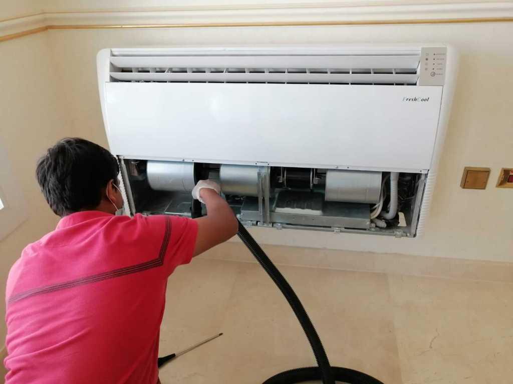 Ac Maintain services in Doha Qatar
