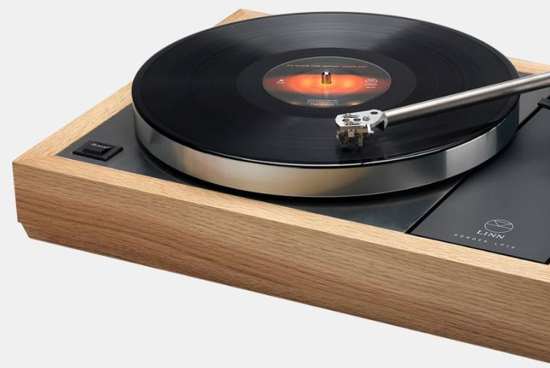 Unmatched over four decades, the LP12 is still the pinnacle of turntable design. A revolutionary icon.