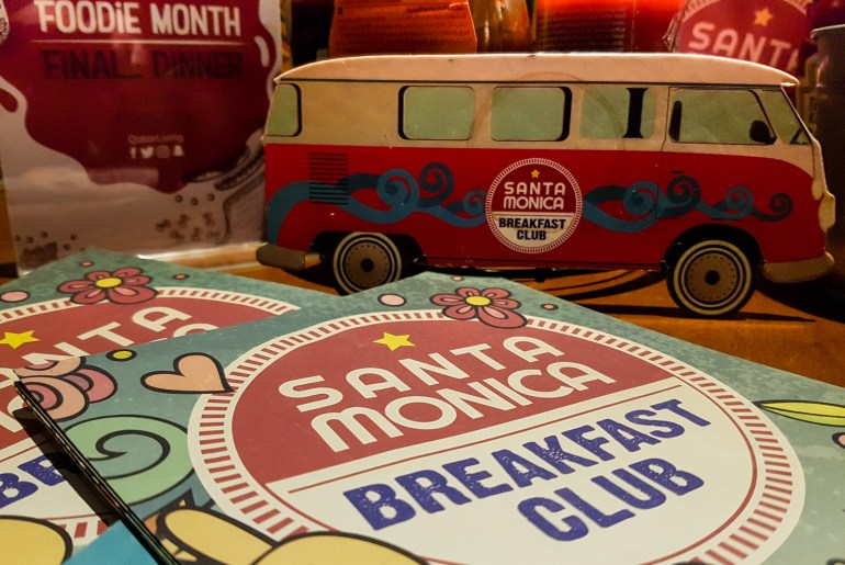 Santa Monica Breakfast Club at Grand Hayatt Doha