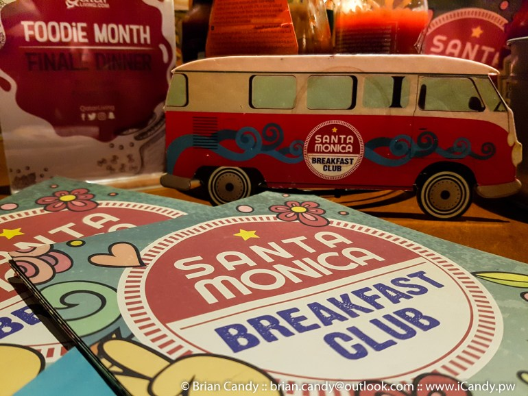 Santa Monica Breakfast Club at Grand Hayatt Doha