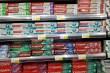 Retail shelf - Toothpaste