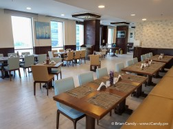 Saraya Corniche East West Restaurant Breakfast