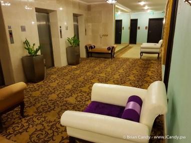 Saraya Corniche Elevevator Lobby 11th Floor