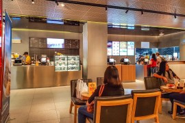 Truly the nicest McDonald\'s in Qatar. Located in Mirqab Mall.