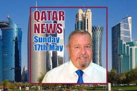 The Qatar News in around 60 Seconds – Sunday 17th May 2020