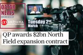 QP awards 2bn dollar Northfield expansion contract