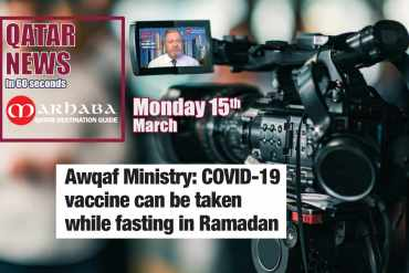 Vaccine can be taken while fasting during Ramadan