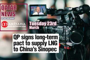 QP signs long-term LNG deal with China's Sinopec