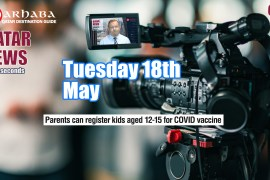 Qatar News in 60 Seconds Tue 18th May