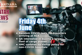 Random COVID tests for travellers arriving at HIA