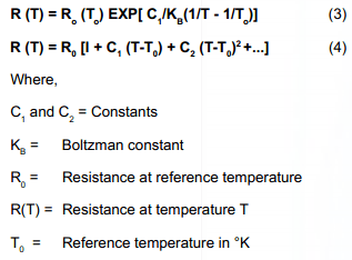 relationship between power dissipation and thermal resistance