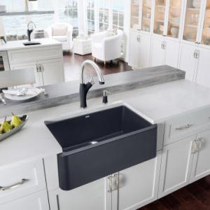 Blanco 401899 Ikon 33  Kitchen Sink   QualityBath com