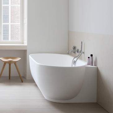 Duravit 700431000000090 Luv Bathtub