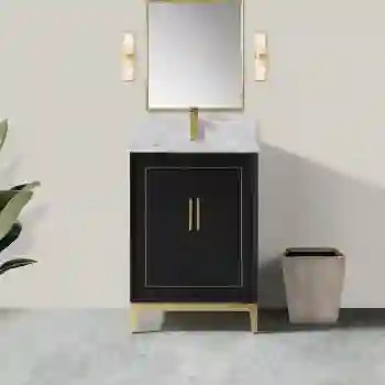 gracie 24 vanity with top and sink