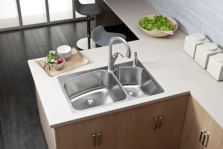 Stainless Steel Sinks  Everything You Need to Know   QualityBath com     Stainless Steel Sinks  Everything You Need to Know