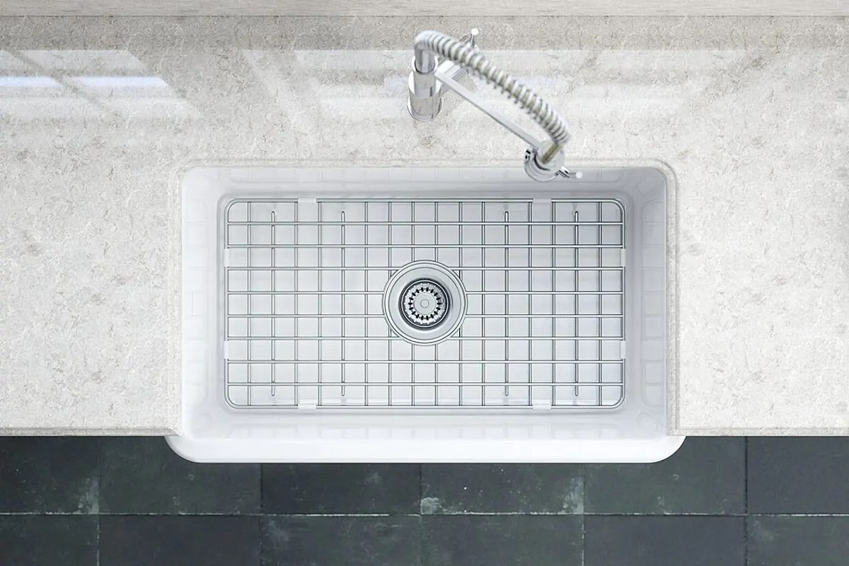 sink protector