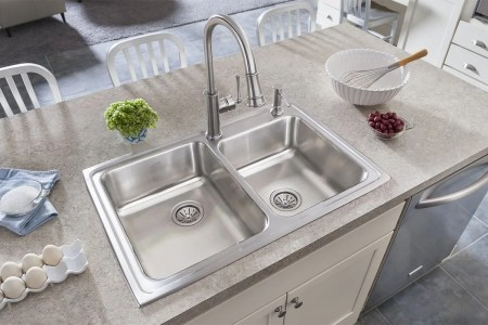 How to Choose Kitchen Sink Size   QualityBath com Discover How to Choose Kitchen Sink Size