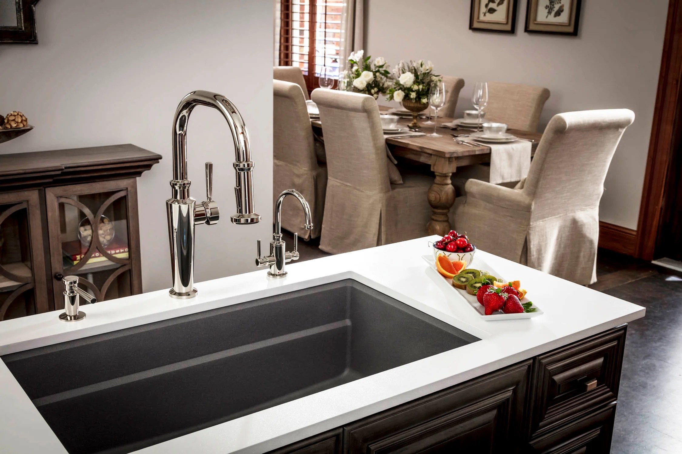 kitchen faucets everything you need to