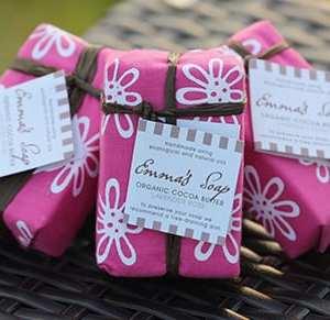 Organic Cocoa Butter - Lavendar Rose