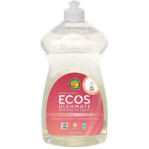 Ecos Dishmate Washing Up Liquid Grapefruit