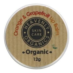 HEAVENLY ORANGE LIP BALM - 1 X 12G