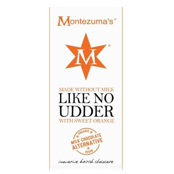 Montezuma Like No Udder with Sweet Orange