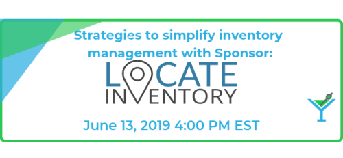 Locate Inventory qb happyhour june 13