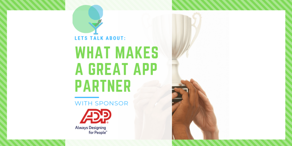 What makes a great partner