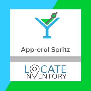 Locate Inventory Apperol Spritz