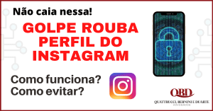 Golpe no instagram